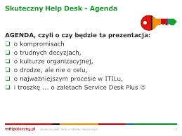 IT Service Help Desk Support   IT Service Desk Solutions From YASH ManageEngine OnDemand Help desk case study pdf