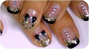 how to make simple and stylish nail art designs at home latest