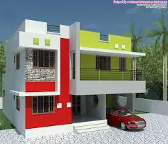 affordable basic 3bhk home design at 1300 sq ft