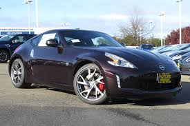nissan 370z all black new 2017 nissan 370z sport tech 2dr car in roseville f10676