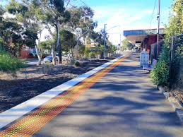 Altona railway station