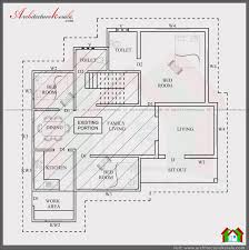 House Plans 5 Bedrooms 5 Bedroom In 2000 Sft House Plan Architecture Kerala