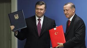 Безвизовый режим Украины с Турцией