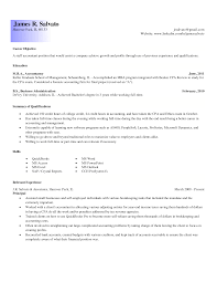 Entry Level Accounting Resume Sample Success Example Resume Entry       accounting entry happytom co
