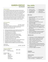 Retail CV template  sales environment  sales assistant CV  shop work  store manager Pinterest