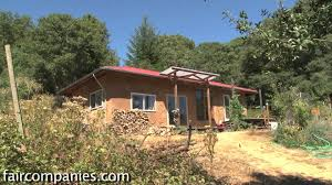 Berm Homes by An Earth Built Passive Solar House Cob South Strawbale North