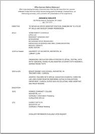 resume format objective office assistant objective statement best business template resume office assistant objective resume template objective for intended for office assistant objective statement 9169