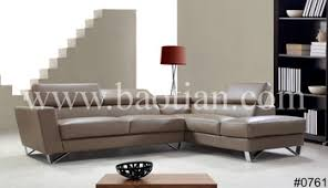 Sofa With Wood Trim by Italian Leather Sofa With Wood Trim Leather Sectional Sofa With