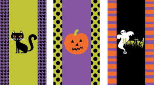 halloween crafts with candy craft of the day halloween printables to personalize your candy