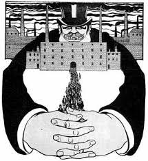 """Agitprop neoliberal: Wer ist """"eigentümlich frei""""?"""