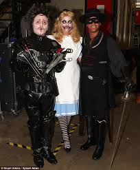Undead Halloween Costumes Holly Willoughby Dresses Celebrity Juice Halloween Special