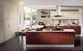 Small L Shaped Kitchen Kitchen Islands Cool Contemporary Kitchen Design Ideas With