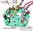 radar gun circuit