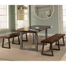 Sears Dining Room Tables Breakfast Nook 3 Piece Corner Dining Set Image Corner Dining Set