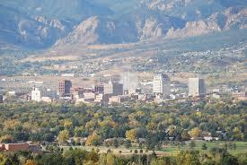 Colorado Unit Map by Colorado Springs Colorado Wikipedia