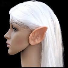 Halloween Costume Ears Buy Wholesale Elf Ears Costume China Elf Ears Costume