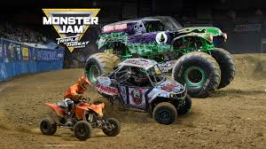 monster truck show missouri monster jam triple threat series presented by bridgestone arena