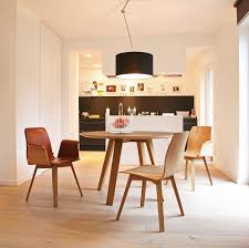 Commercial Dining Room Tables Contemporary Dining Table Wooden Round Commercial Maverick