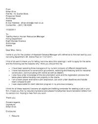 General Resume Cover Letter  general cover letter example for       sample cover happytom co