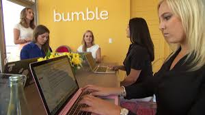 Behind the scenes of      feminist      dating app Bumble   NBC News NBC News