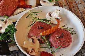 Блюда с мясом и грибами считаются тяжелой пищей?