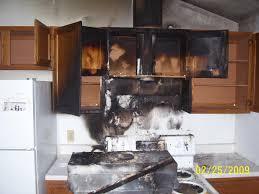 fire damaged kitchen cabinets kitchen