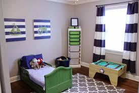Boys Rooms Navy Blue U0026 Green Toddler Boy Bedroom Transportation Theme Room