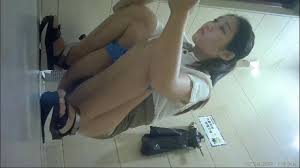 chinese toilet voyeur|