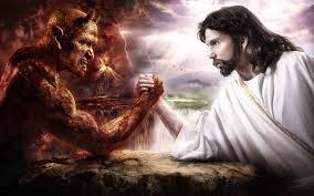 dios contra diablo