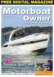motorboat owner november 2015 by digital marine media ltd issuu
