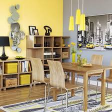 Gray Color Schemes For Kitchens by 25 Best Yellow Accent Walls Ideas On Pinterest Gray Yellow