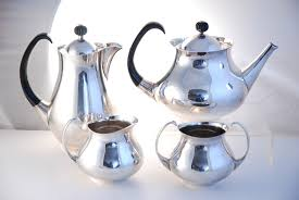 A Post War Silver Plate Tea Set by Eric Clements - A_Post_War_Silver_Plate_Tea_Set_by_Eric_Clements-00