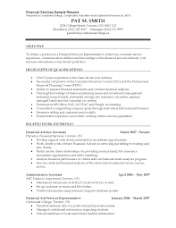 resume format canada financial advisor resume template resume builder financial advisor resumes financial advisor intern resume bank dtmufeuv
