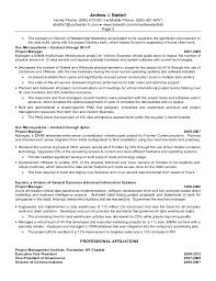 Sample Test Manager Resume by Ciso Resume Resume Cv Cover Letter