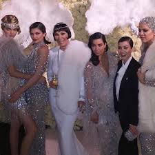 here u0027s the epic video the kardashians made for kris jenner u0027s 60th