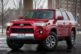 toyota 4runner 2017 toyota 4runner our review cars com