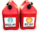 Gas Prices Hit $20 a Gallon | Ted.