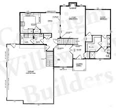 One Level House Plans With Basement 1 5 Story House Plans With Basement Part 17 10001 One Story