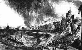 Terremoto de Lisboa en 1755