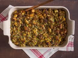 gluten free cornbread dressing for thanksgiving cornbread dressing with sausage and sage recipe serious eats