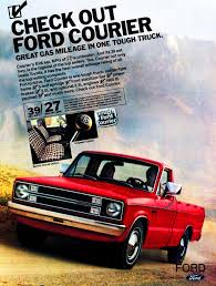 ford courier history pickup truck u0026 sedan delivery review wiki