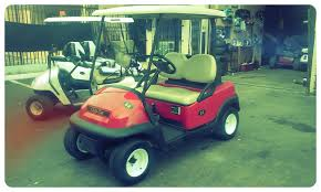 miami golf cart