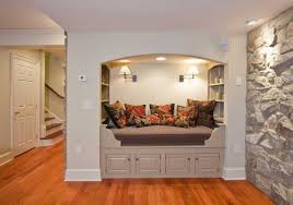 Basement Improvement Ideas by Futuristic Finished Basement Ideas With Bars And B 1024x768