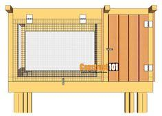 rabbit hutch plans step by step plans rabbit hutch plans