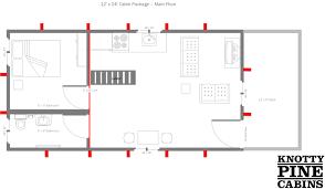 floor plans alberta cabin packages