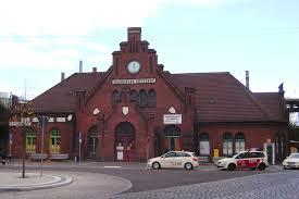 Magdeburg-Neustadt station