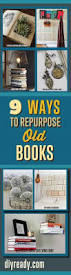 166 best upcycle ideas for old books images on pinterest paper