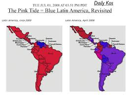 Political Map Of Latin America by Attempts To Map Latin America U0027s Political Spectrum Geocurrents