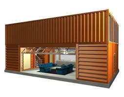 Namai iš krovininių konteinerių