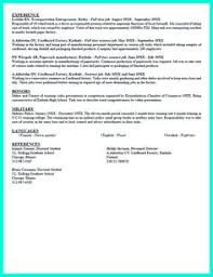 Current College Student Resume Sample by Clarkson University Senior Computer Science Resume Sample Http